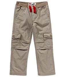 LEVIS Cargo Pull On Pants - Beige