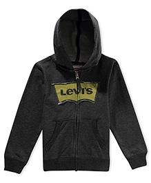 LEVIS Keller Zip Front Hoodie