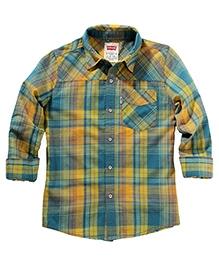 LEVIS Long Sleeves Denton One Pocket Shirt
