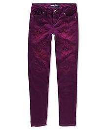 LEVIS Outta Control Denim Jeans Purple