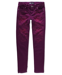 LEVIS Outta Control Denim Jeans Purple