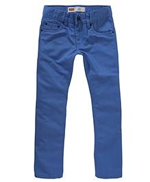 LEVIS Slim Fit 511 Fill Trouser - Blue