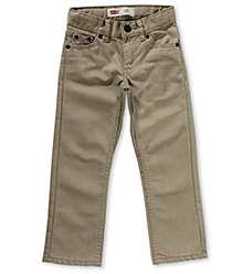 LEVIS Slim Fit 511 Black Fill Denim - Grey