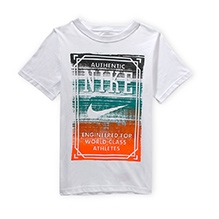 Nike Scanner Half Sleeves T-Shirt - White