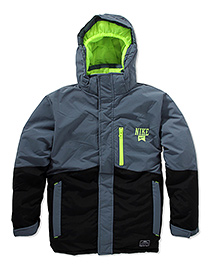 Nike Systems Jacket with Hood - Grey