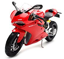 Maisto Special Edition Motorcycle - Red