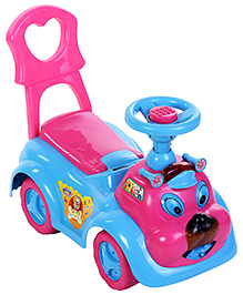 Blue And Pink 18 Months +, All Over 55 x 26.5 x 46.5 cm, A fantastic vehicle for your...