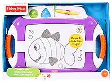 Fisher Price - Classic Doodler With 2 Stampers