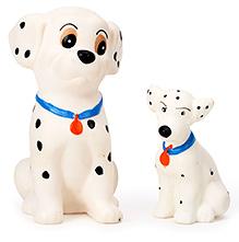 Speedage Dalamatian PVC Dogs