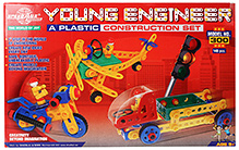 Speedage Young Engineer Construction Set - 148 Pieces
