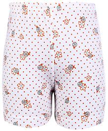 Tango Dot Printed Shorts