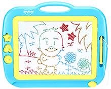 Mitashi Skykidz Color Doodle Fun - Blue - 3 Years +