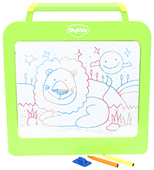 Mitashi Color Doodle Play - Green - 3 Years +