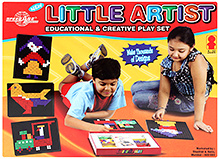 Speedage Little Artist Educational And Creative Playset