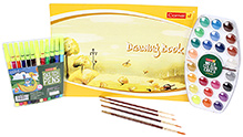 Camlin Multicolor Camel Painting Kit
