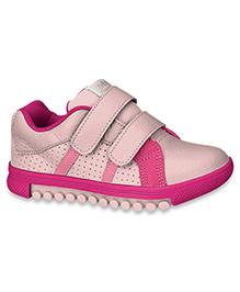 Elefantastik Trendy Leather Sneaker - Magenta