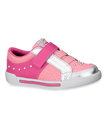 Elefantastik Trendy Leather Sneakers - Magenta