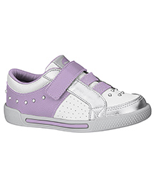Elefantastik Trendy Leather Sneakers - Astral