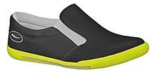 Elefantastik Sneakers - Black And Green - 2 1/2  To 3 Years
