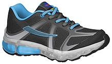 Elefantastik Sneakers - Black and Blue