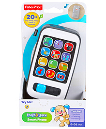 Fisher Price LNL Smart Mobile Phone
