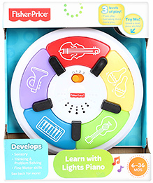 Fisher Price Learn With Lights Piano