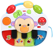 Fisher Price ECL Grow With Me Piano