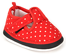 Littles Musical Shoes  - Red