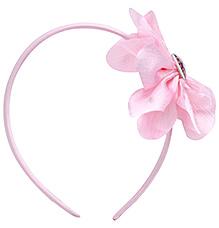 Stol'n Disney Princess Flower Design Hair Band - Light Pink