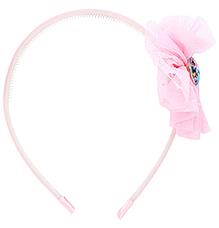 Stol'n Net Flower Design Hair Band - Light Pink