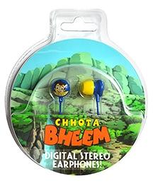 Chhota Bheem Digital Stereo Earphone