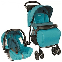 Graco Travel System Mirage Plus - Lake