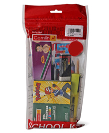 Camel Students School Kit - Multi Color