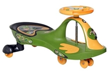 Ben 10 Musical Twister Car - Green