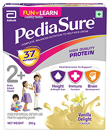 PediaSure Vanilla Refill Pack - 200 gm