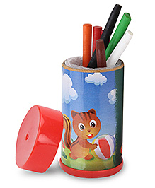 Camel Plastic Crayon Junior - 12 Shades