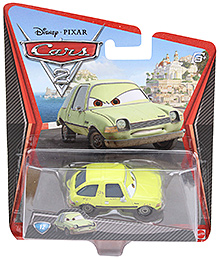 Disney Pixar Cars Lemon Acer Car