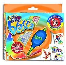 RenArt Blendy Pens And Junior Airbrush 1
