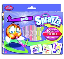 RenArt Sprayza Pro Set 2
