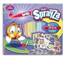 RenArt Sprayza Super Pro Set 1 - Space