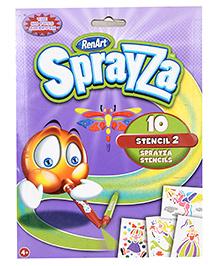 RenArt Sprayza Stencil 2