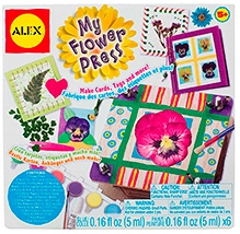 Alex Toys My Flower Press Kit