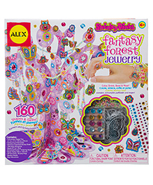 Alex Toys Shrinky Dinks Fantasy Forest Jewelry