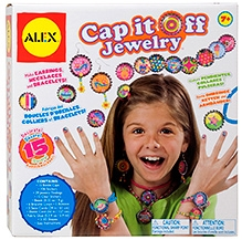Alex Toys Cap It Off Jewelry Kit