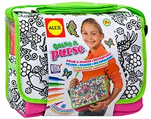 Alex Toys Color A Purse Kit