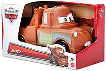 Disney Pixar Cars Mater Car Brown