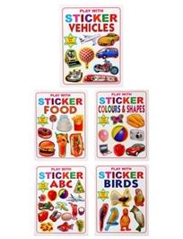 Dreamland - Play with Sticker