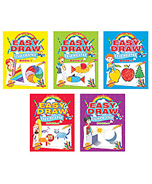 Dreamland Easy to Draw Combo Pack - English
