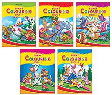 Dreamland - Funny Colouring Book