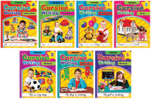 Dreamland My Cursive Writing Book Pack of 7 Titles Combo Pack - English
